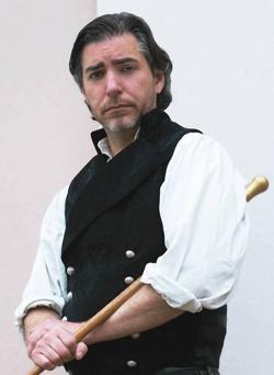 [Professor Mark P. Donnelly]