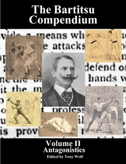 [The Bartitsu Compendium, Volume II: Antagonistics]
